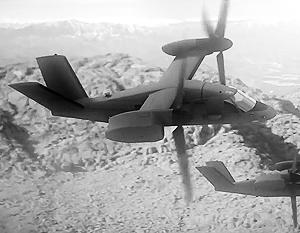 В США представлены футуристичные проекты замены устаревших военных вертолетов
