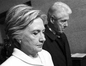 «Почему все знают про «список Клинтонов», но никто не говорит про «список Обамы» или «список Бушей?»