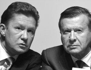 Предложено увеличить вознаграждение совету директоров Газпрома на 20%