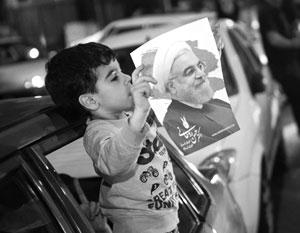В мире: После выборов президента иранцы надеются на реформы