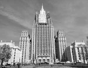 Москва не исключила ответа на изъятие США дипломатической собственности