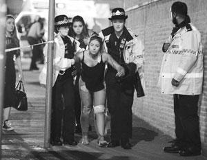 Террорист-смертник беспрепятственно пронес взрывное устройство на концерт Арианы Гранде в Манчестере