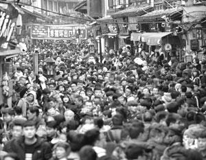 Американский университет пересчитал китайцев