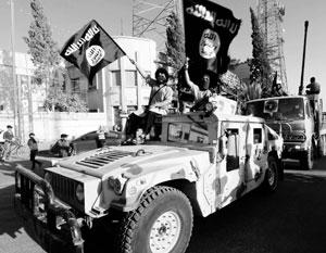 С боевиками ИГ США теперь намерены бороться в коалиции с НАТО