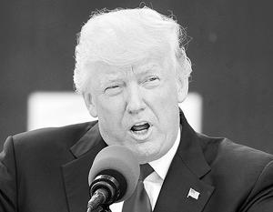 Трамп назвал немцев «очень плохими»
