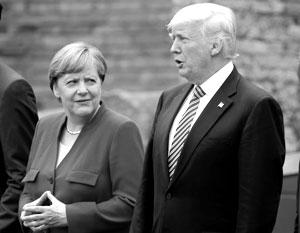 Ангела Меркель все еще не верит, что Трамп не шутит