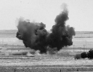 При авиаударе коалиции США в районе Ракки погибли 20 мирных жителей