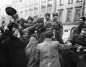 Жители освобожденного Советской армией Кракова и представить не могли, о чем будут заявлять их потомки в XXI веке