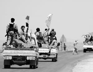 «Сирийские демократические силы» уже вошли в Ракку в рамках операции по освобождению города