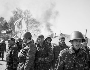 Результаты трехдневных боев никак не могут устраивать командование ВСН
