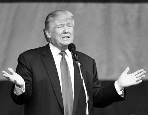 Политика: Трампа хотят лишить права влиять на антироссийские санкции