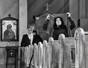 Сирийские христиане отчаянно нуждаются в помощи