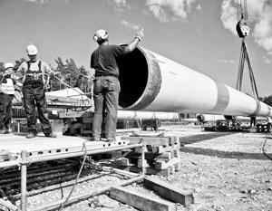 FT: США «дали залп» по трубопроводу «Северный поток – 2»