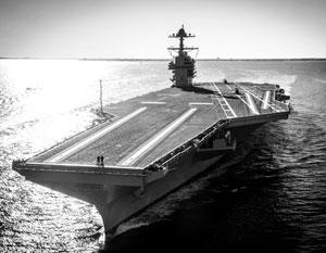"""В мире: Лечение """"детских болезней"""" """"Джеральда Форда"""" влетит ВМС США в копеечку"""