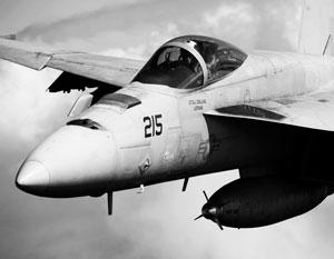 СМИ: США сбили сирийский самолет во время демонстрации силы