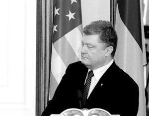 Белый дом: Порошенко встретится с вице-президентом