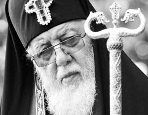 Мы древнейшая страна и древнейшая монархия, напомнил глава Грузинской православной церкви Илия Второй