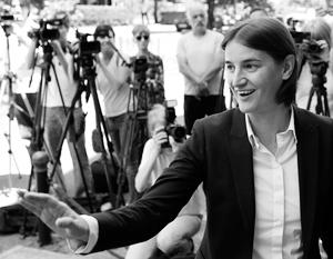 Политика: Фигура нового премьера Сербии пугает отнюдь не принадлежностью к ЛГБТ
