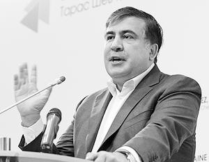Саакашвили подтвердил планы Порошенко лишить его гражданства Украины
