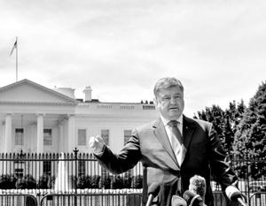 Конгрессмен США заверил Порошенко в поддержке Киева против Москвы