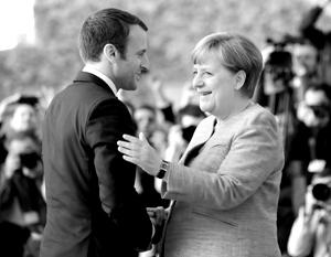 Политика: Берлин и Париж требуют от Восточной Европы солидарности