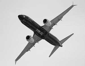 Новая укрупненная версия узкофюзеляжного самолета Boeing 737 Max 10 пользовалась особым успехом в Ле Бурже