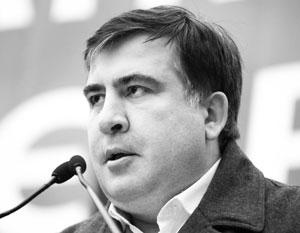 Саакашвили ответил на выпад со стороны Порошенко
