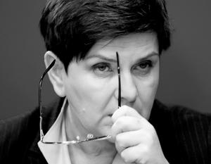Премьер Польши обвинила президента Франции во враждебности к Восточной Европе