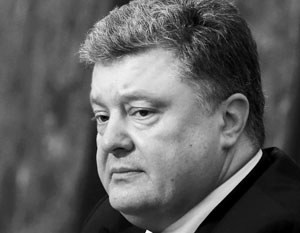 Призыв к импичменту Порошенко останется только лозунгом