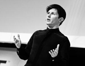 Дуров отверг обвинения в «нейтральности к террористам»