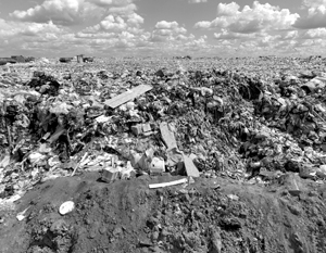 Общество: В области переработки отходов Россия значительно отстает даже от СССР