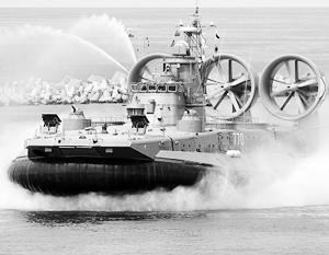 Производство судов на воздушной подушке возобновят в России