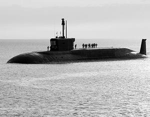 АПЛ «Юрий Долгорукий» выполнила успешную стрельбу «Булавой»