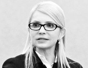 Тимошенко заявила об угрозе развала Украины в 2019 году