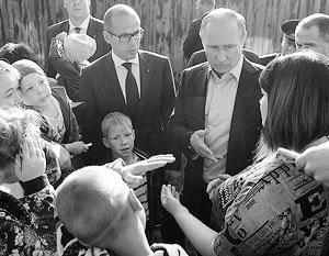 Путин поручил до конца года переселить из ветхого жилья 11 ижевских семей