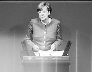 Меркель заявила о преодолении Евросоюзом кризиса