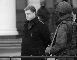 Во время Майдана нынешний президент Украины встретил неласковый прием в Крыму. Теперь Порошенко хочет отобрать у полуострова уже ничего не значащий статус украинской автономии