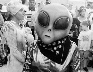 «Парад инопланетян» в Розуэлле