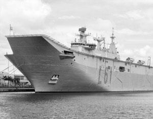 Испанский универсальный десантный корабль «Хуан Карлос I» – образец для первого турецкого «авианосца» Anadolu