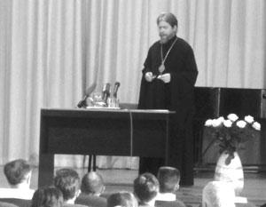 Мы должны доискиваться до правды в словах тех, кому особым образом доверяет народ, призвал епископ Тихон