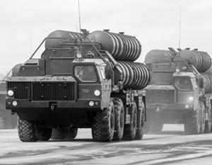 С-300 могут кардинально повлиять на ситуацию в Сирии, но их туда надо еще доставить