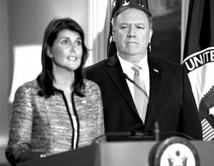 Американская дипломатия сделала все возможное, чтобы выход США из правозащитного Совета ООН оказался скандальным