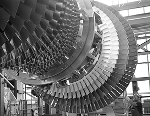 Siemens подала иск в суд Москвы из-за истории с турбинами для Крыма