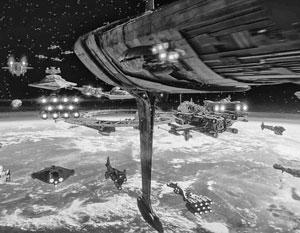 Пентагон выступил против идеи создания космических войск США