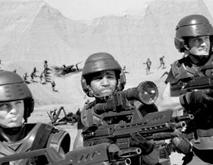 """В мире: """"Космический корпус"""" США создается вопреки желанию военных"""