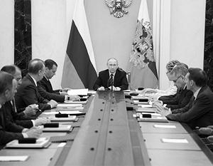 СМИ узнали об интересе американской разведки к заседаниям Совбеза России