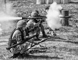 Британцы решили учить ВСУ противостоять танкам