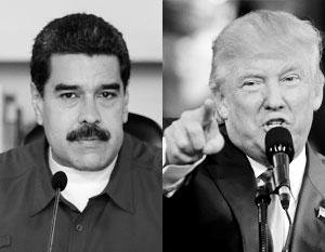 Трамп назвал венесуэльского президента Мадуро «плохим лидером, который мечтает стать диктатором»