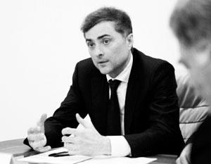 Сурков прокомментировал «хайп по поводу воображаемого государства Малороссия»