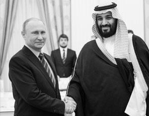 Принц Мухаммед бен Сальман – фактический правитель Саудовской Аравии